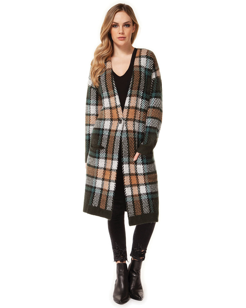 Dex Dex 'Lost in the Forest' Long Cardi