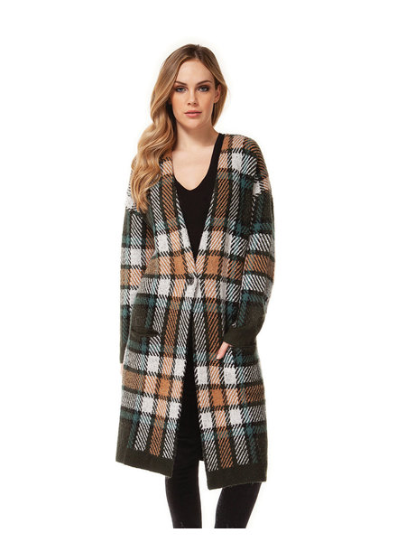 Dex 'Lost in the Forest' Long Cardi