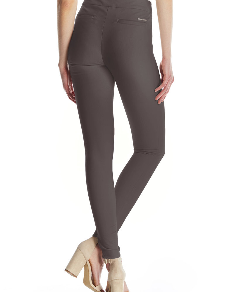 I Love Tyler Madison I Love Tyler Madison Graphite 'Mara Twill' Pant