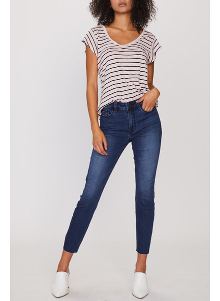 Sanctuary Clothing 'Social Standard' High Rise Skinny Ankle Jean in Elsinore Blue **FINAL SALE**