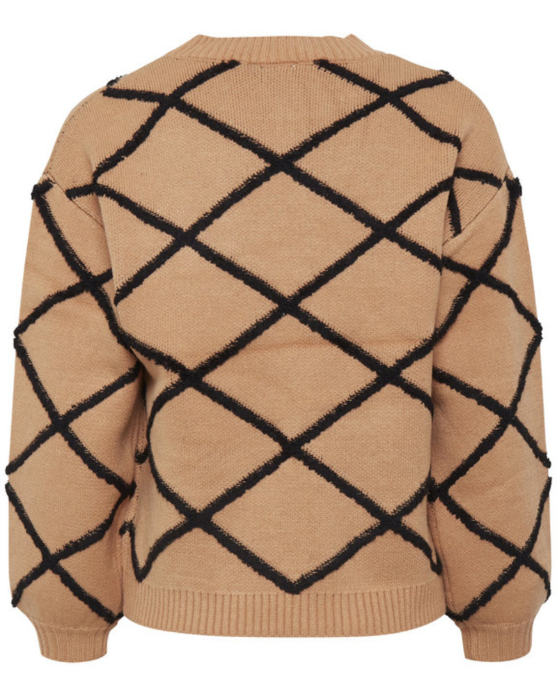 ICHI Ichi 'Filia' Knit Sweater