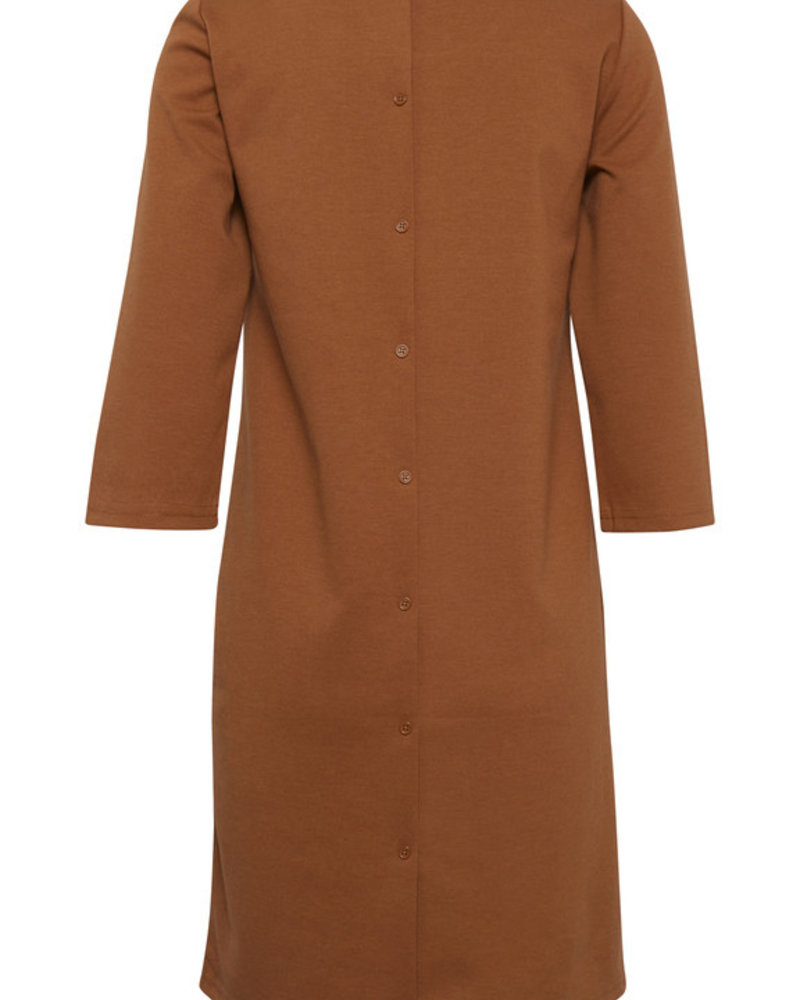 ICHI Ichi 'Kate' Button Back Shift Dress