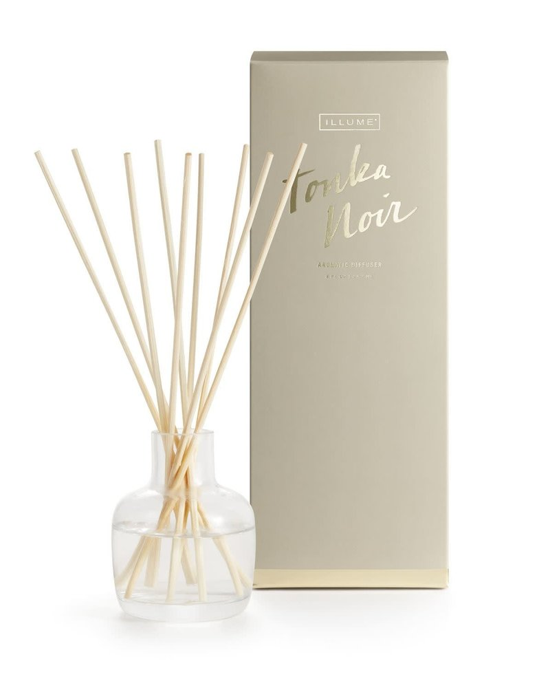 Illume Candles Illume Aromatic Diffuser in Tonka Noir