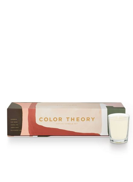 Illume Candles Neutrals Color Theory Votive Gift Set