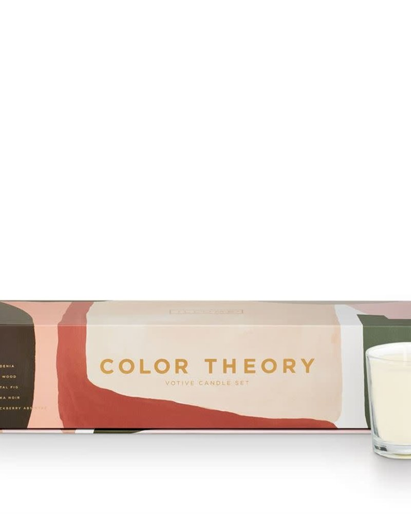 Illume Candles Illume Neutrals Color Theory Votive Gift Set
