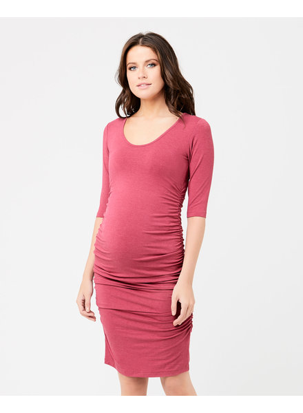 Ripe Rosetta Marle Cocoon Maternity Dress