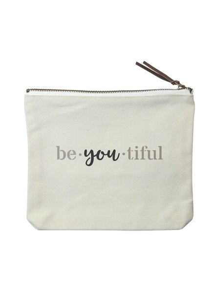 Marshes, Fields & Hills by Rustic Marlin 'Be-YOU-tiful' Pouch
