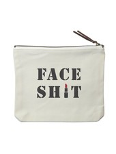 Marshes, Fields & Hills by Rustic Marlin 'Face Sh*t' Pouch