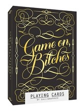 Chronicle Books Game On, B*tches Playing Cards