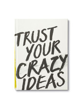 Compendium Trust Your Crazy Ideas Book