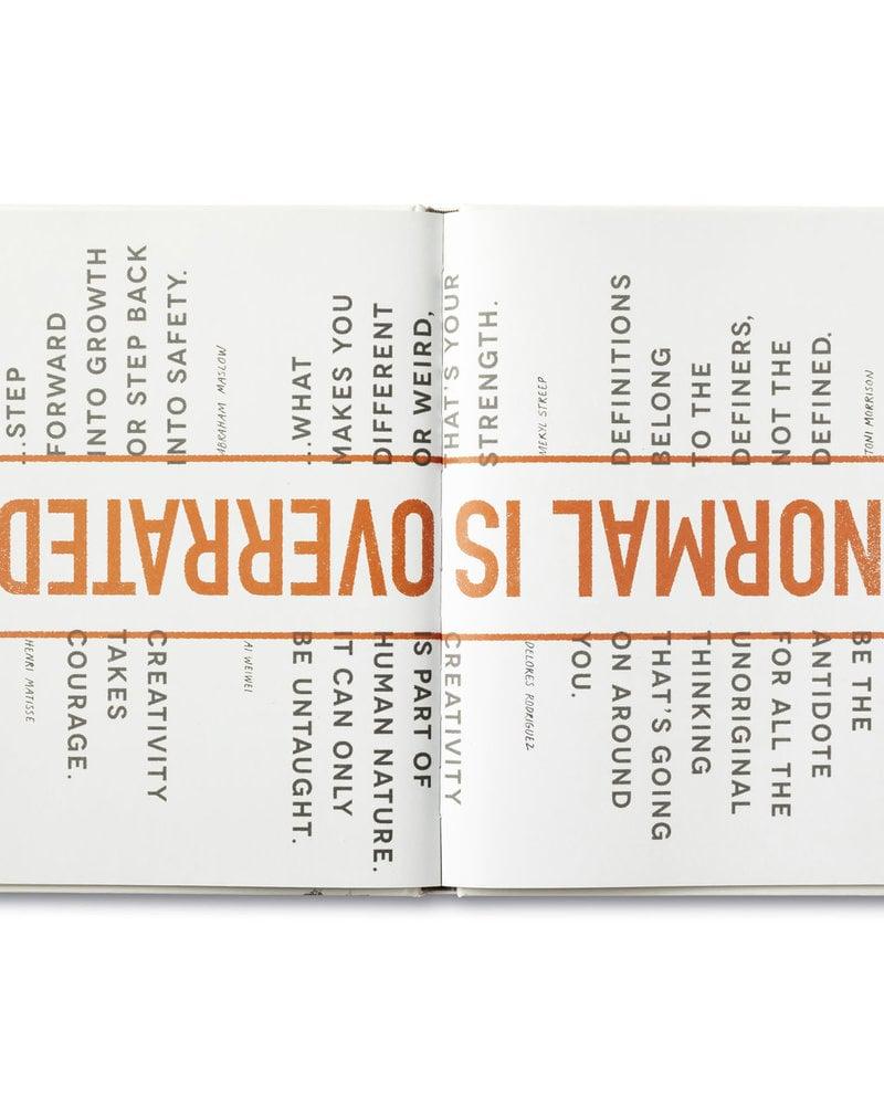 Compendium Compendium 'Trust Your Crazy Ideas' Book