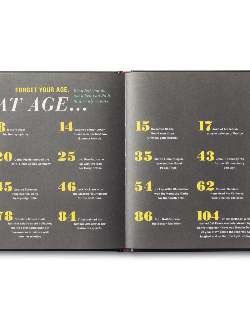 Compendium Compendium 'Where Will You Be Five Years From Now' Book