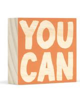 Compendium 'You Can' Mini Block