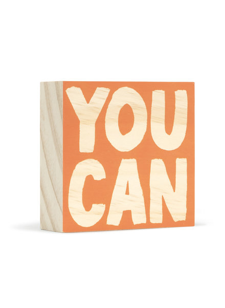 Compendium 'You Can' Mini Block