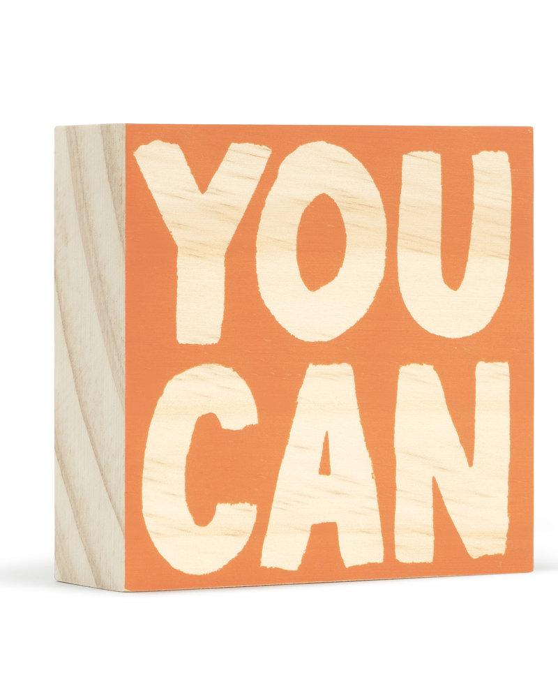 Compendium Compendium 'You Can' Mini Block