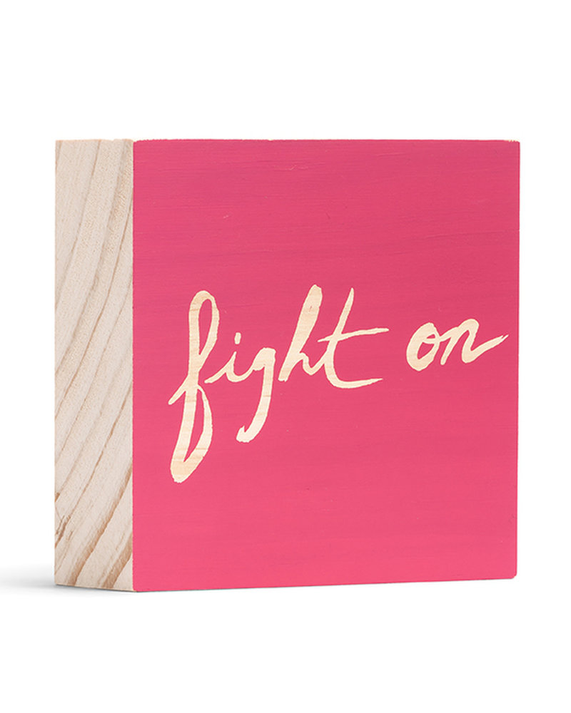 Compendium Compendium 'Fight On' Mini Block