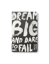 Compendium 'Dream Big and Dare To Fail' Write Now Journal