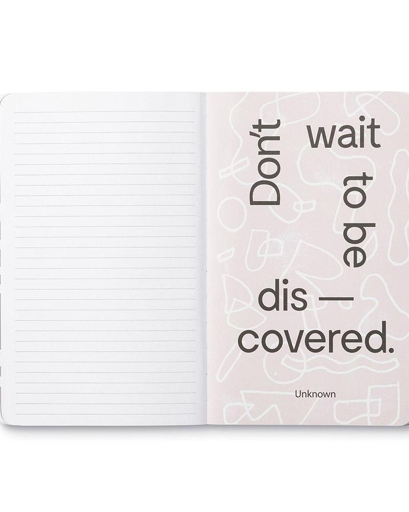 Compendium Compendium 'Dream Big and Dare To Fail' Write Now Journal