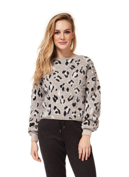 Dex 'Eye of the Leopard' Sweater
