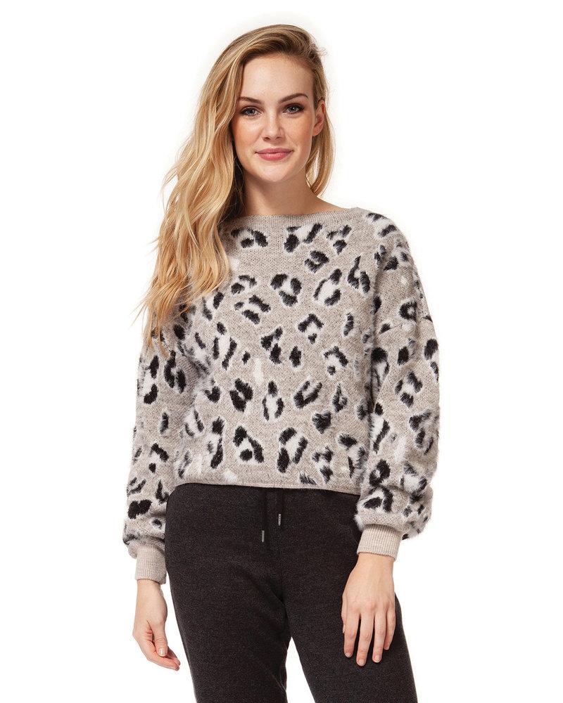 Dex Dex 'Eye of the Leopard' Sweater