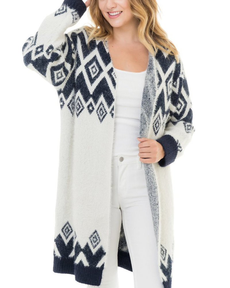 Woven Heart Woven Heart 'Diamonds Are Forever' Cardigan **FINAL SALE**