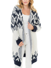 Woven Heart 'Diamonds Are Forever' Cardigan **FINAL SALE**