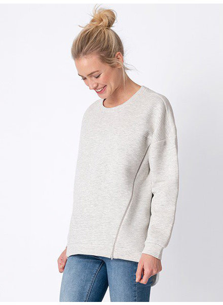 Seraphine Maternity 'Nara' Nursing Sweater