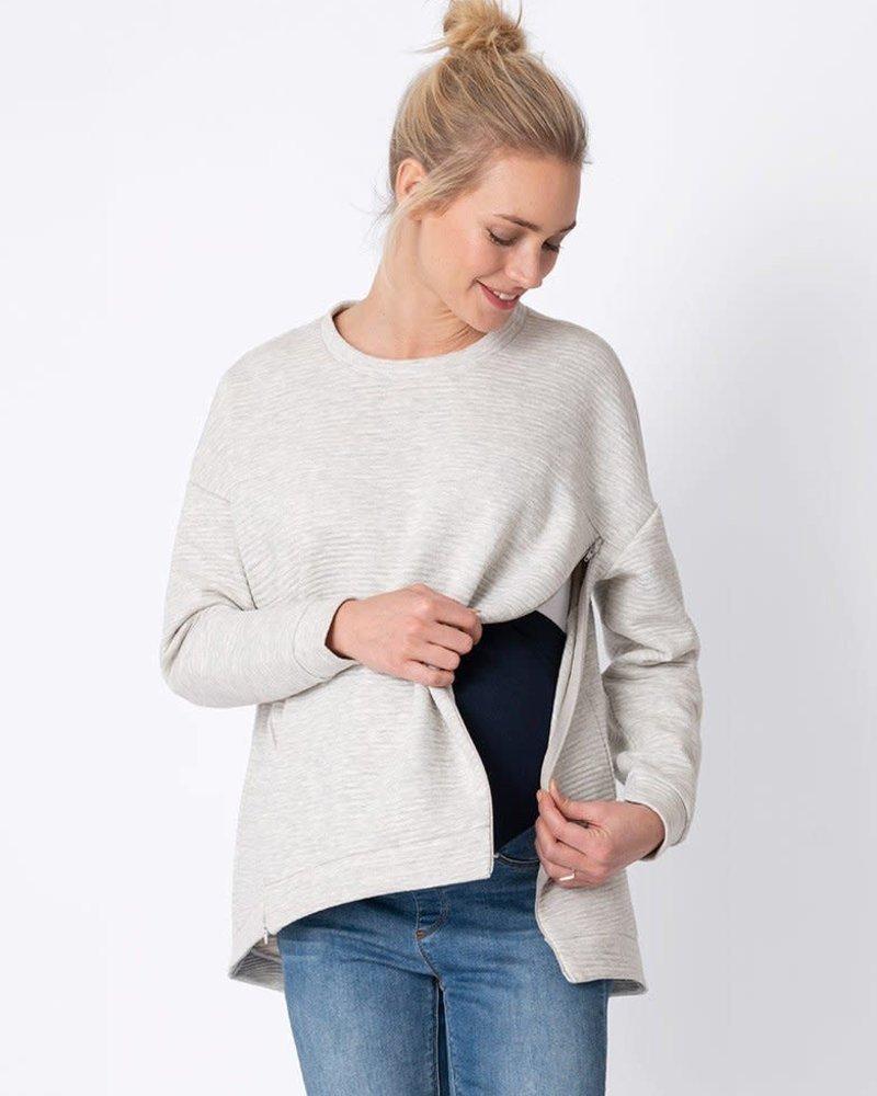 Seraphine Maternity Seraphine 'Nara' Nursing Sweater