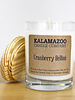 Kalamazoo Candle Co. Kalamazoo Jar Candle in Cranberry Bellini