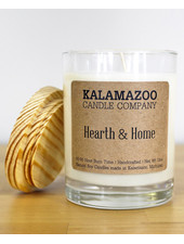 Kalamazoo Candle Co. Jar Candle in Hearth & Home