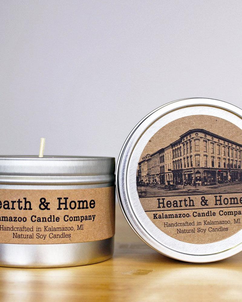 Kalamazoo Candle Co. Kalamazoo Tin Candle in Hearth & Home