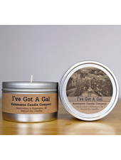 Kalamazoo Candle Co. Tin Candle in I've Got A Gal