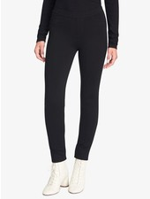 Sanctuary Clothing Black Micro Cord Grease Legging