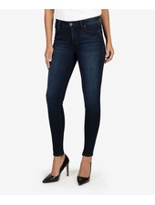 Kut from the Kloth 'Mia' Fab Ab High Rise Skinny Jeans in Uncover