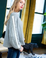 THML 'Draw the Line' Sweater