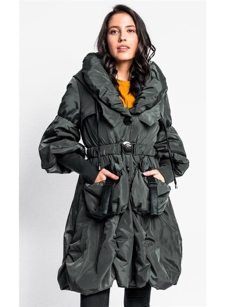 Pink Martini Collection 'Sky is the Limit' Puffer Coat