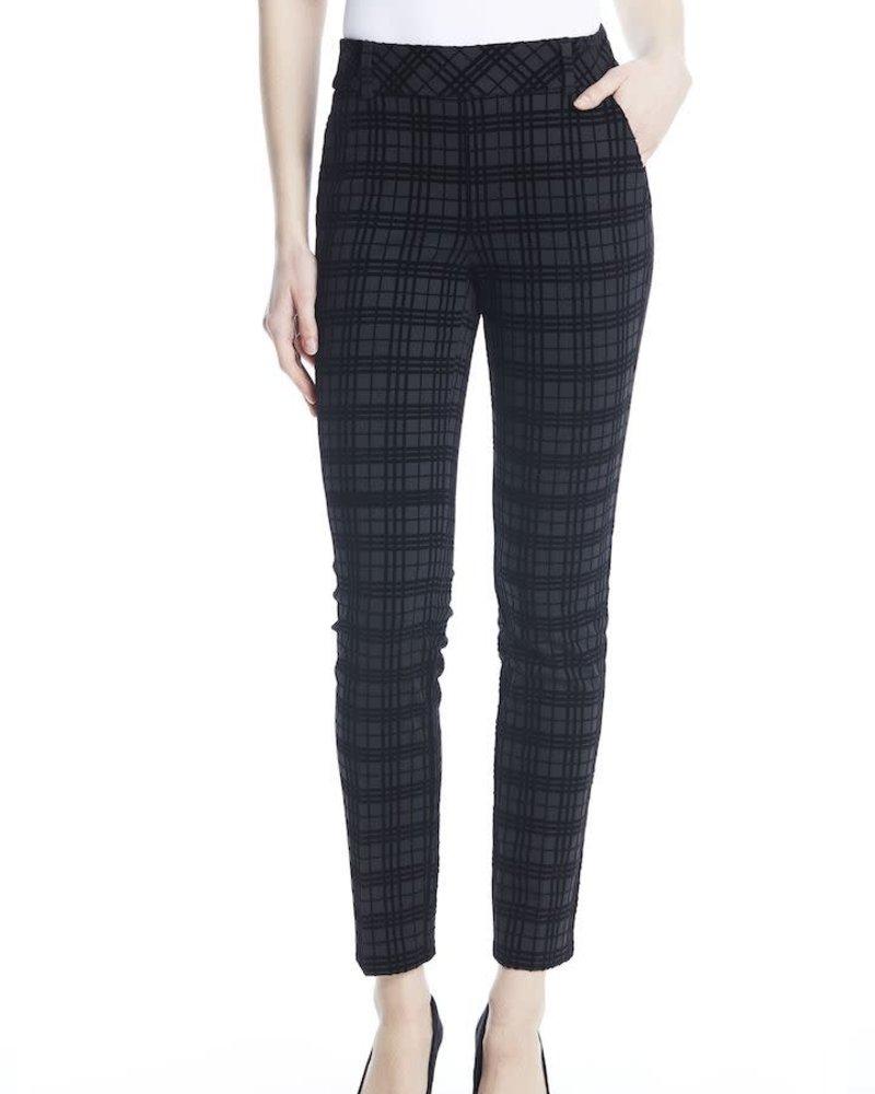 I Love Tyler Madison I Love Tyler Madison 'Bonnie' Grid Ponte Pant