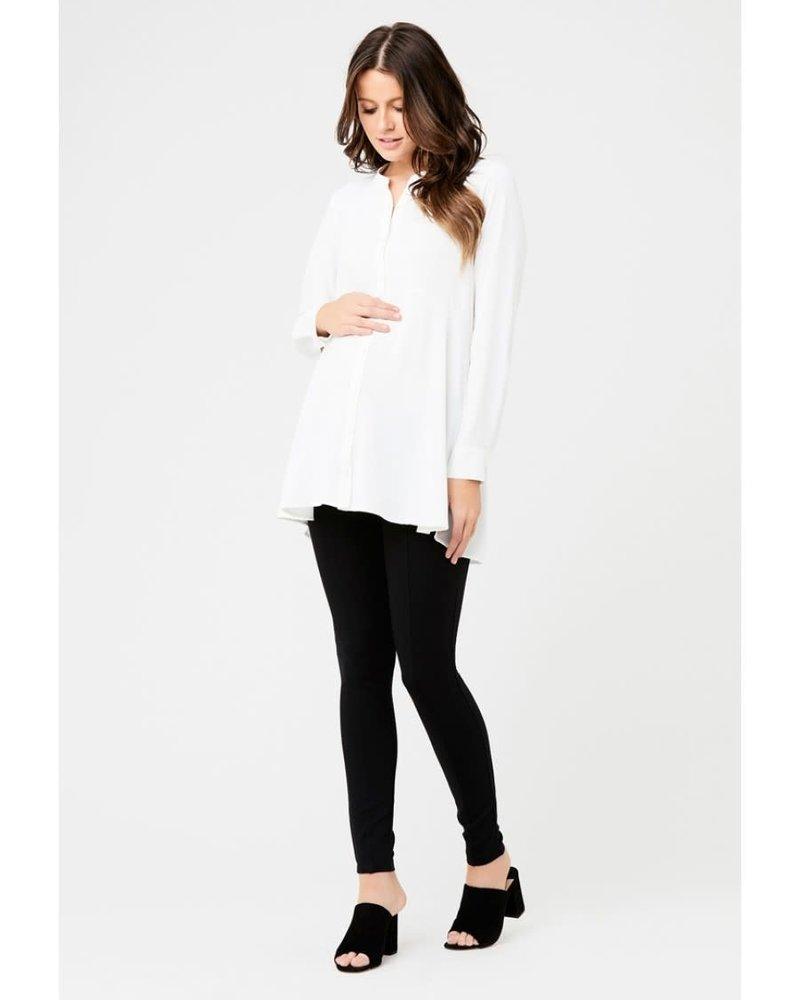 Ripe Ripe Maternity Peplum Top
