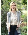 The Korner 'All About The Tie' Blouse