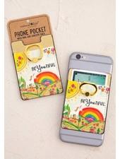 Natural Life 'BeYOUtiful' Phone Pocket Ring
