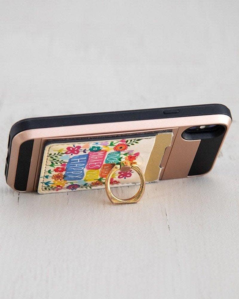 Natural Life Natural Life 'Classy & Sassy' Phone Pocket Ring
