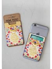 Natural Life 'Classy & Sassy' Phone Pocket Ring