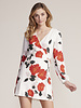 Cupcakes & Cashmere Cupcakes & Cashmere 'Athens' Floral Wrap Dress **FINAL SALE**