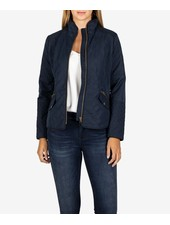 Kut from the Kloth 'Beatriz' Diamond Quilted Jacket