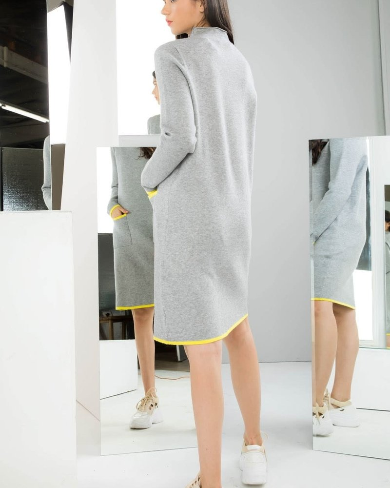 THML THML 'Lime Me Up'  Sweater Dress **FINAL SALE**
