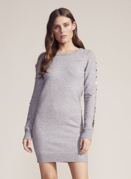 BB Dakota 'Button Or Nothing' Tunic Dress