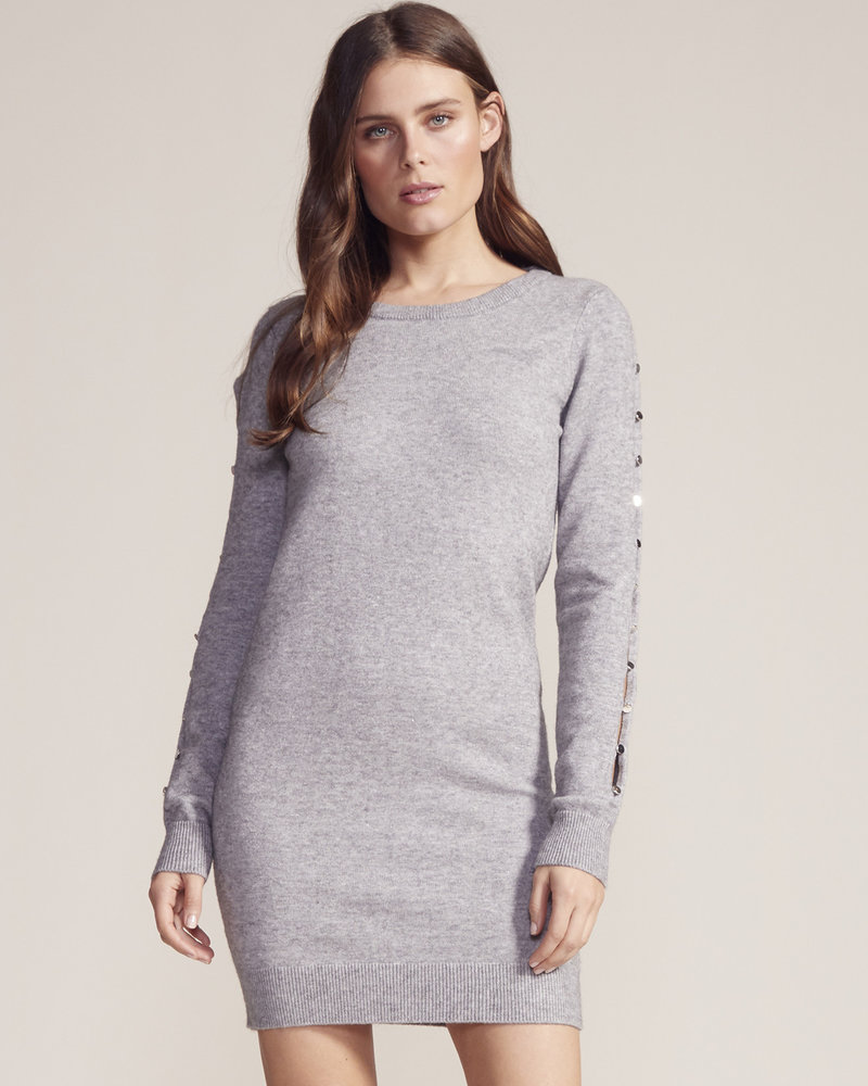 BB Dakota BB Dakota 'Button Or Nothing' Tunic Dress