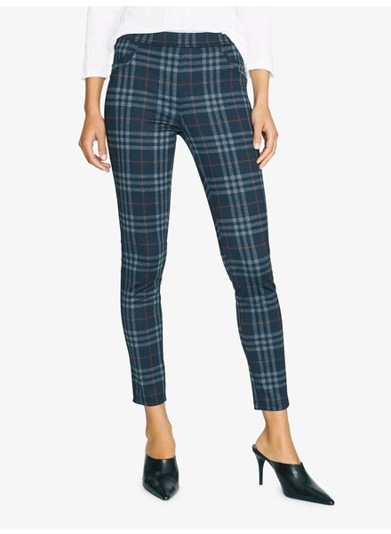 Sanctuary Clothing 'Brixton' Plaid Grease Legging