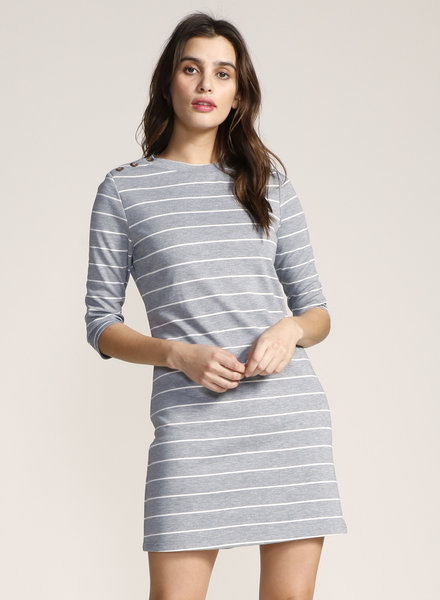 Jack by BB Dakota 'My Stripe Of Gal' Dress (Extra Small)
