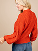 Loved + Adored Loved + Adored 'Throwing Tomatoes' Sweater